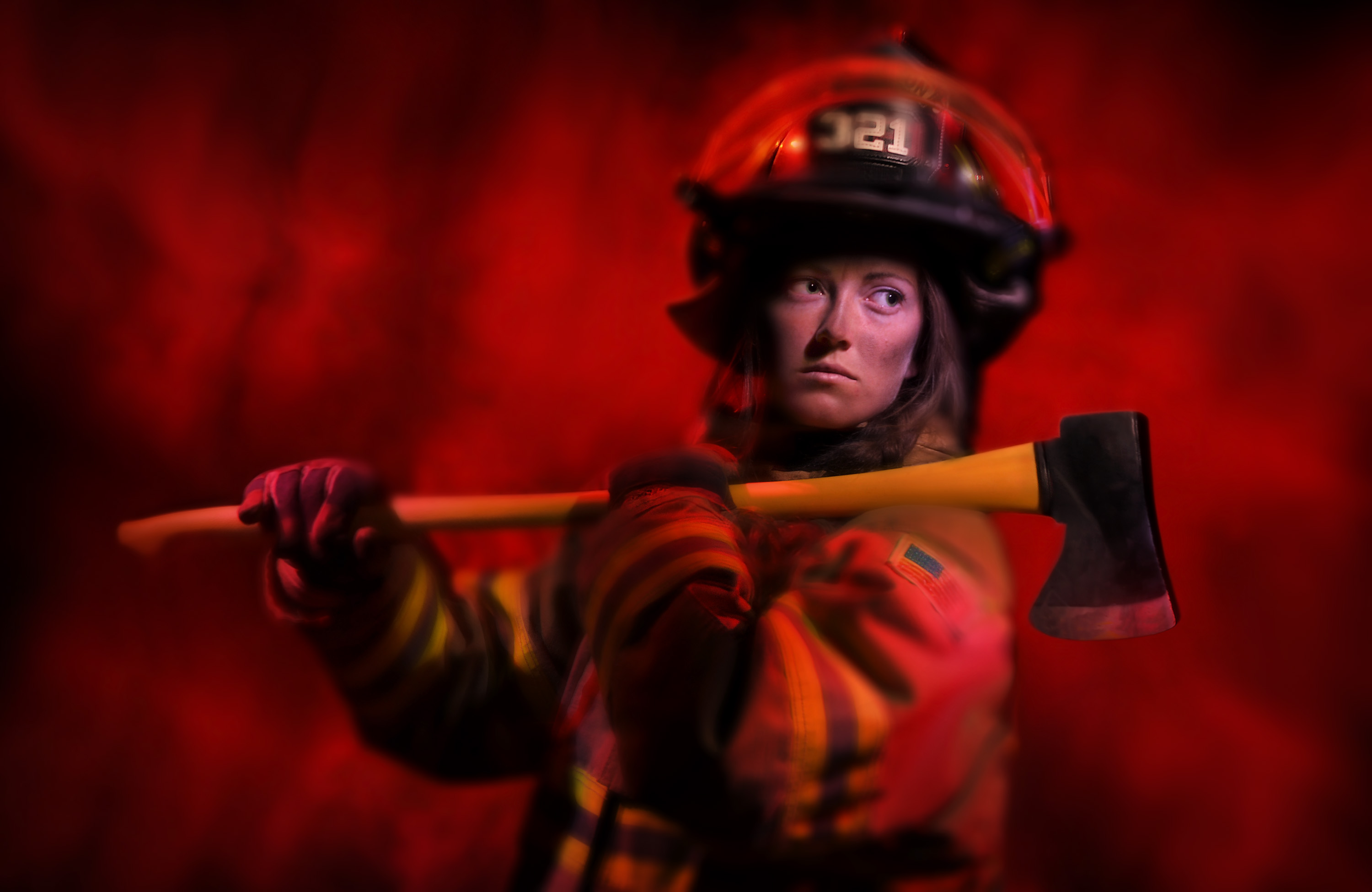 3-Fire-Fighter